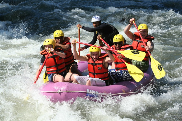 Get your own rafting adventure | © Skeeze/PixaBay