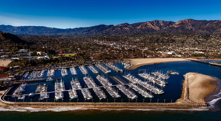 Santa Barbara, CA | Public Domain/Pixabay