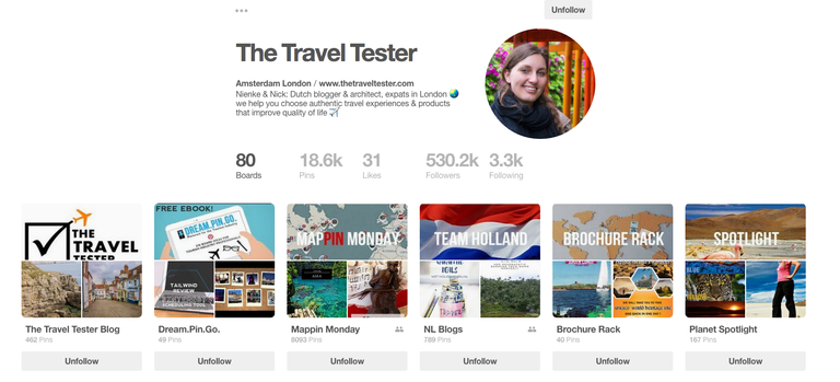 The Travel Tester