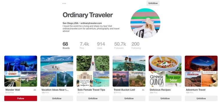 Ordinary Traveler