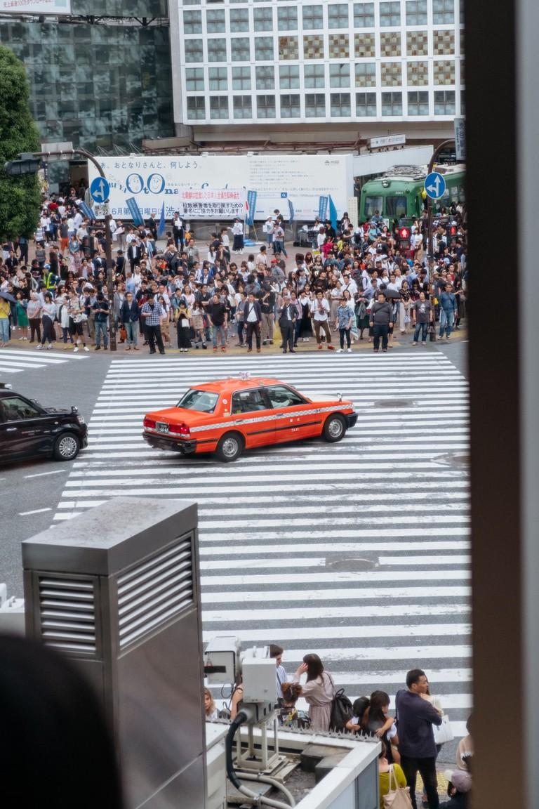 Shibuya-Tokyo-Japan