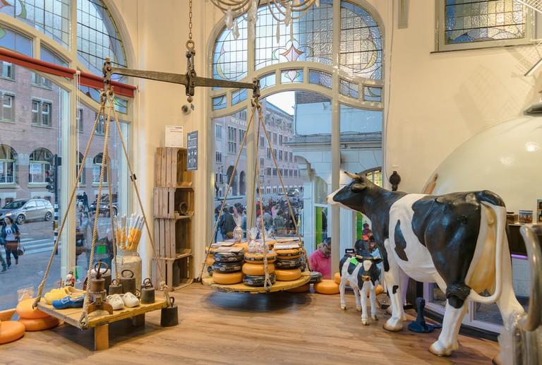 Amsterdam's Cheese Museum