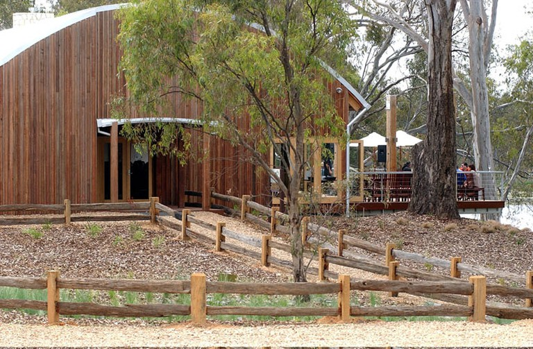 Tahbilk Wetlands Cafe