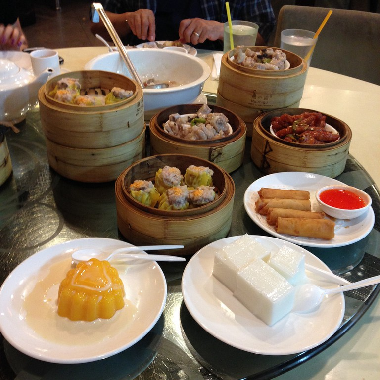 Dim Sum at MingHin Cuisine, courtesy of Flickr: John Ong