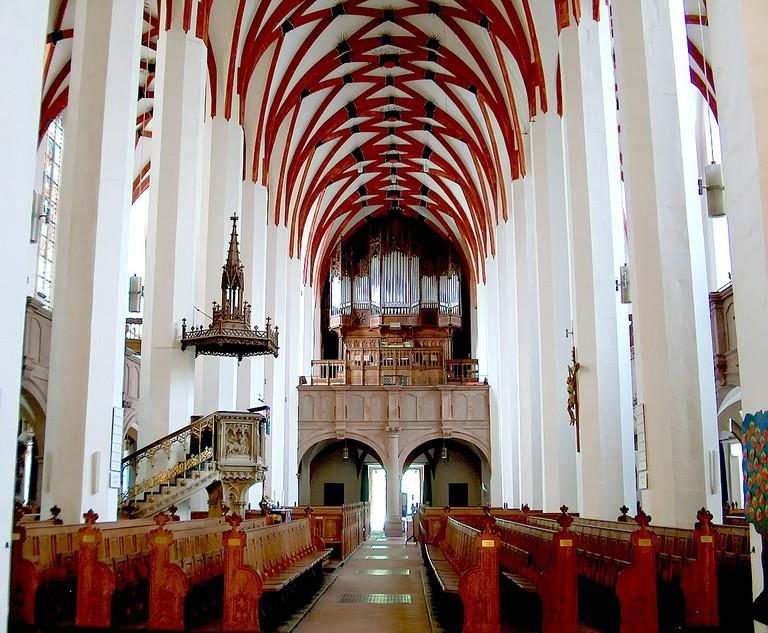 St. Thomas Church | © S-kay/WikiCommons
