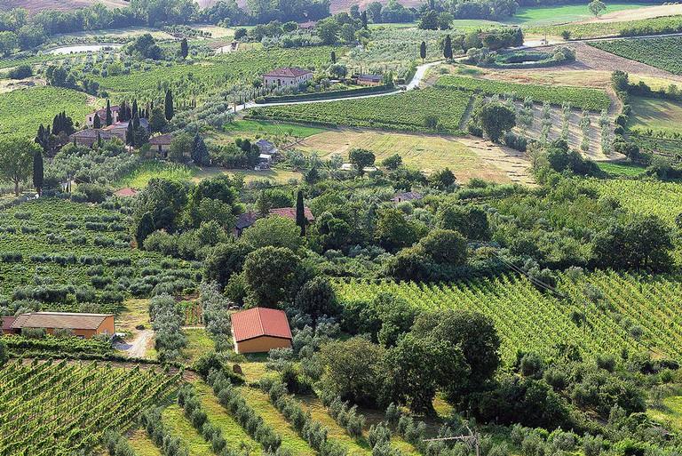 Tuscany | © Flickr/jfgornet