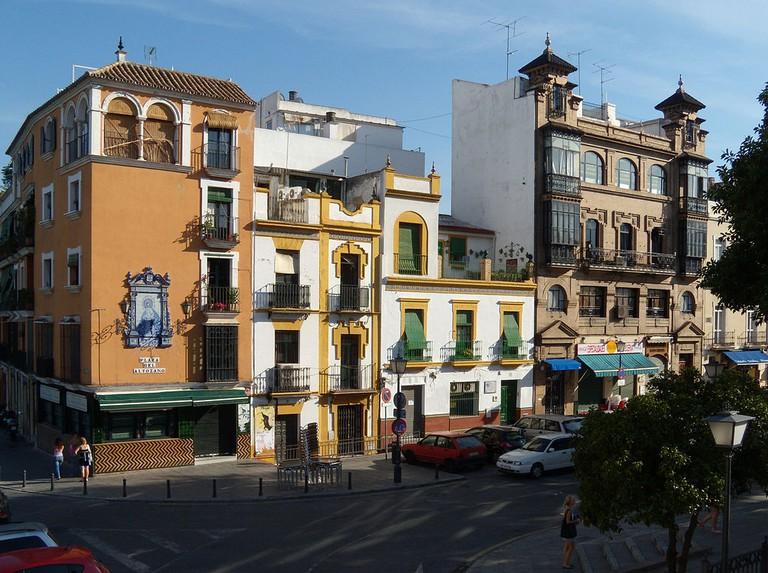 Triana, Sevilla | ©Gzzz