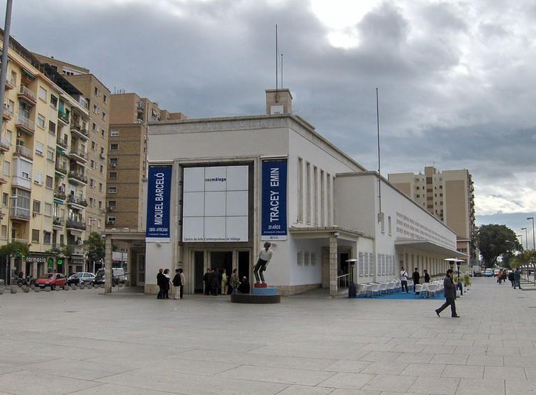 Centro de Arte Contemporáneo de Málaga | ©Té y kriptonita