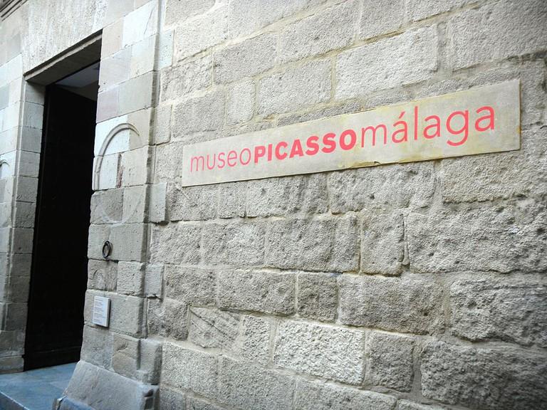 Museo Picasso Malaga | ©Llecco
