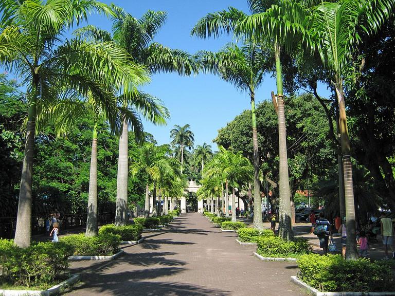 Qunta da Boa Vista |© Halley Pacheco de Oliveira/WikiCommons