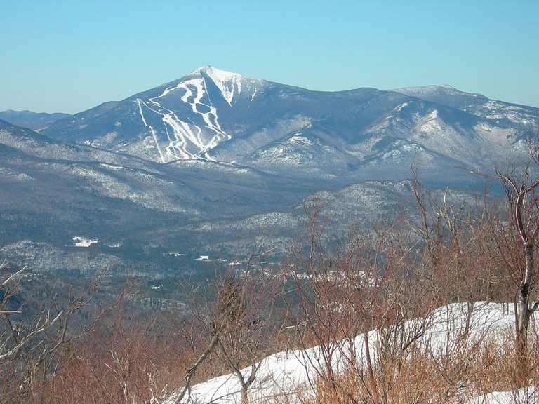 Whiteface Mountain | © Wikipedia Commons