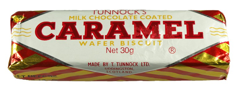 Tunnock's Wafer | © Bodo/Flickr