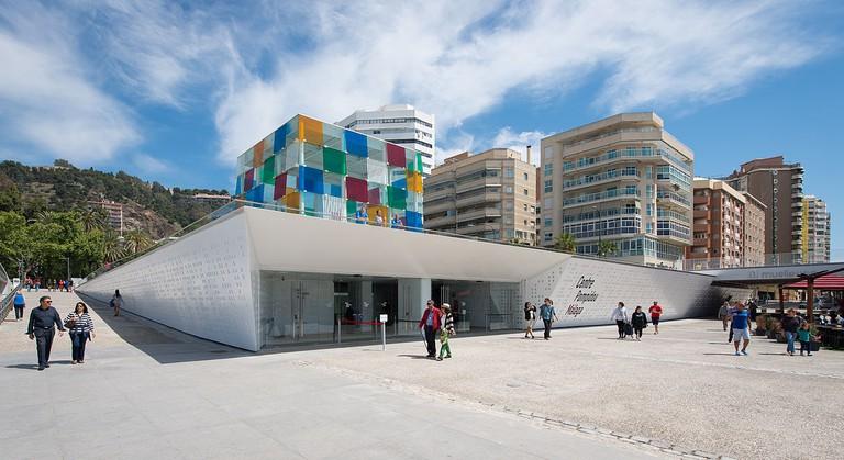 Málaga Centre Pompidou | ©Epizentrum