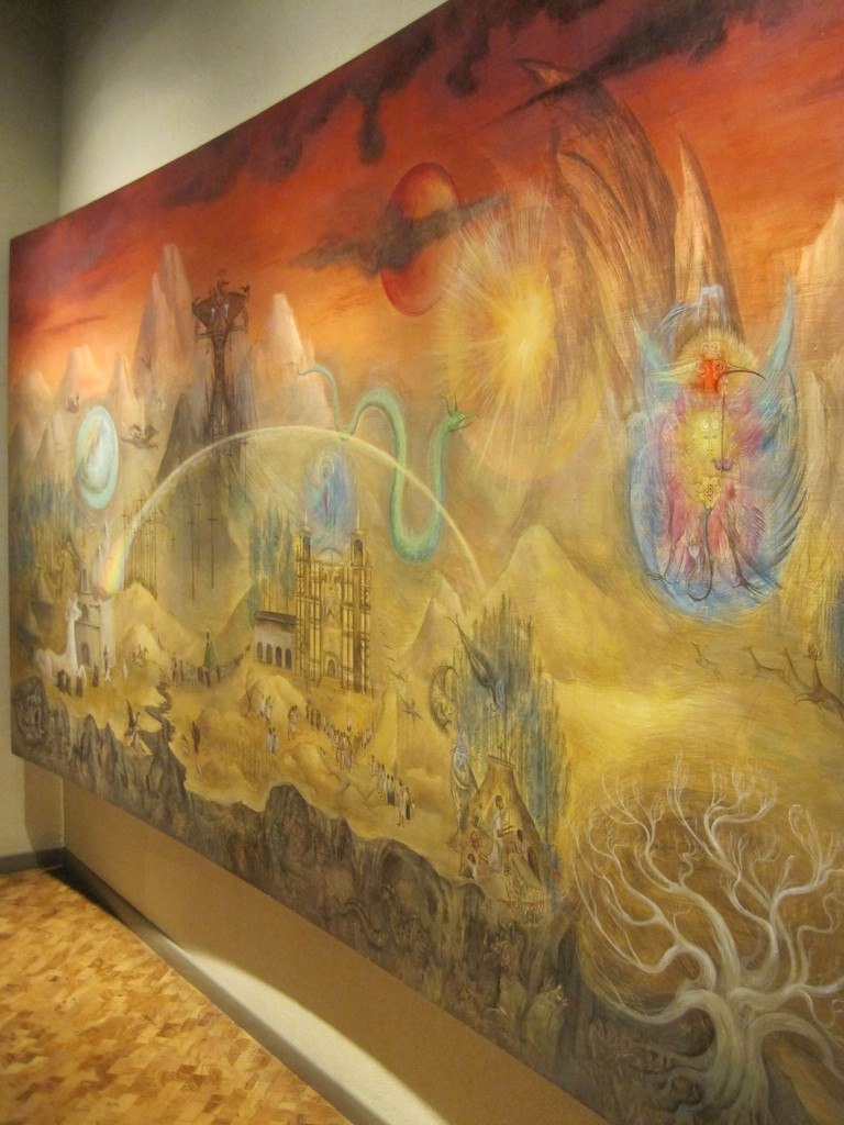 Leonora Carrington's Magical World of the Mayas | © loppear/Flickr
