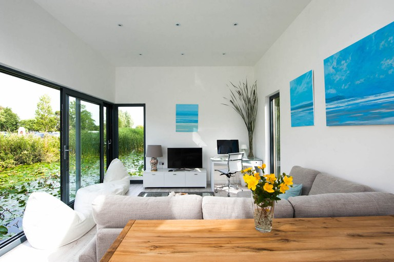 The living area of the Chichester