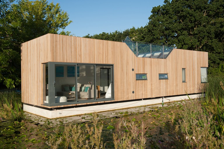 Chichester floating home