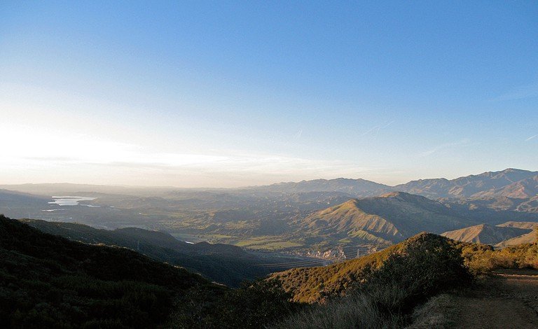 Santa Ynez Valley | © pfly/Flickr