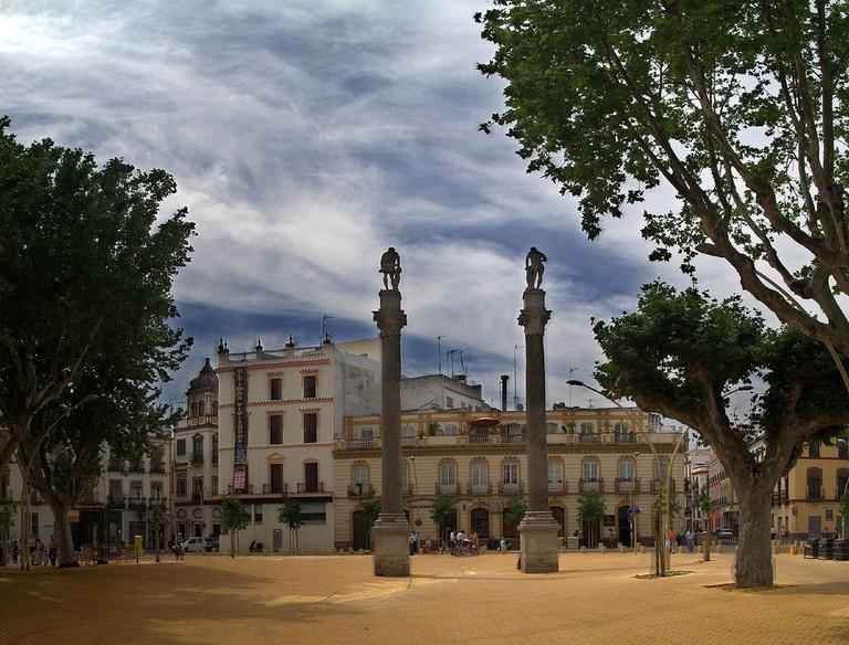 La Alameda, Sevilla | ©afloresm