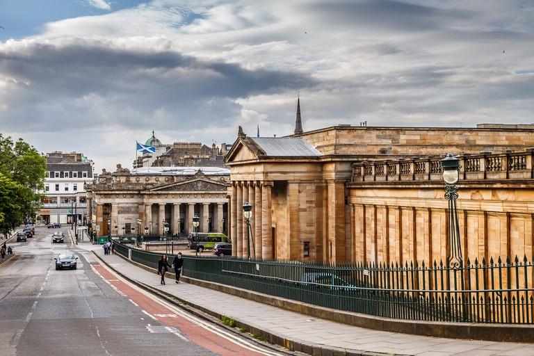 Edinburgh Streets | © Greg_Men/Flickr