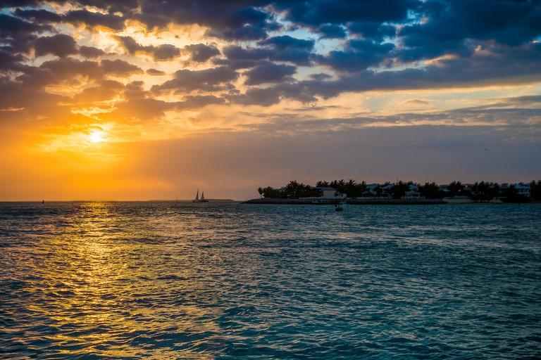 Key West Sunset | © Carsten Tolkmit/Flickr