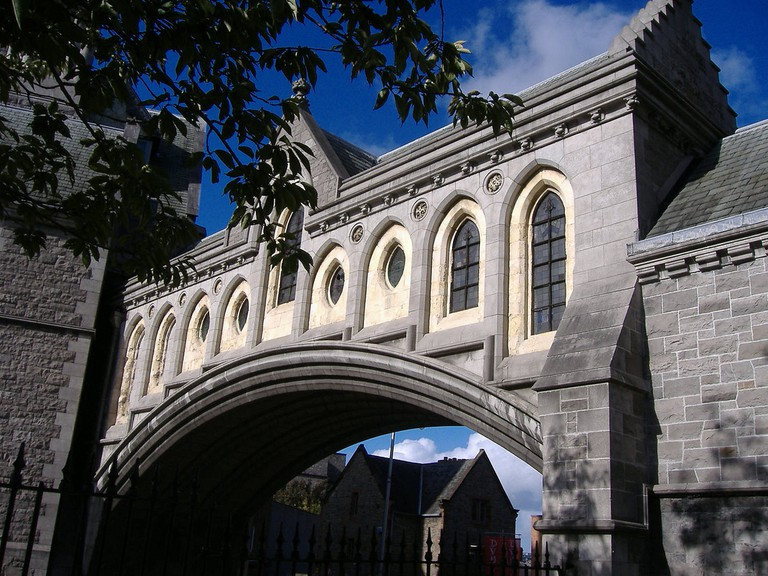 The arch at Christ Church Cathedral, Dublin | © Matt Buck/Flickr