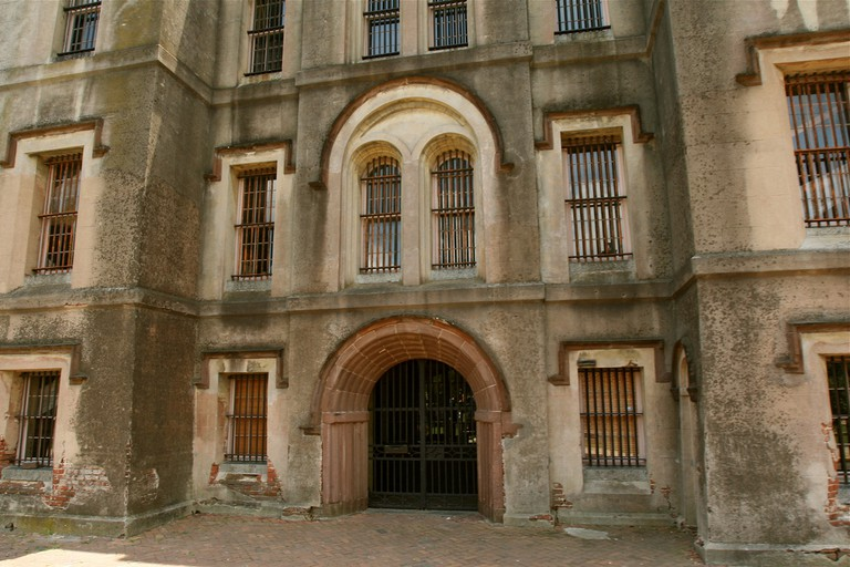 The Old Jail | © Torrey Wiley/Flickr