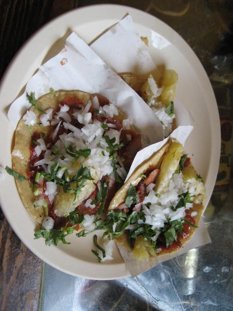 Mexican food | © adamclyde/Flickr