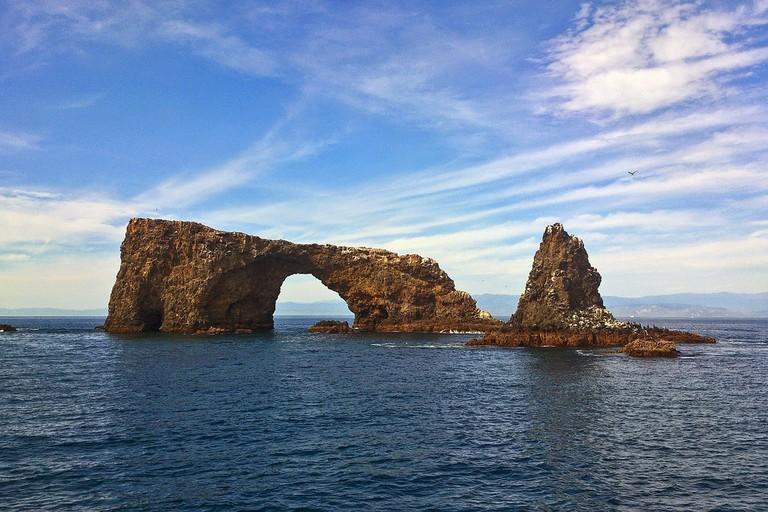 Anacapa Island, Arch Rock, 2015 | © Vahe Martirosyan/Flickr