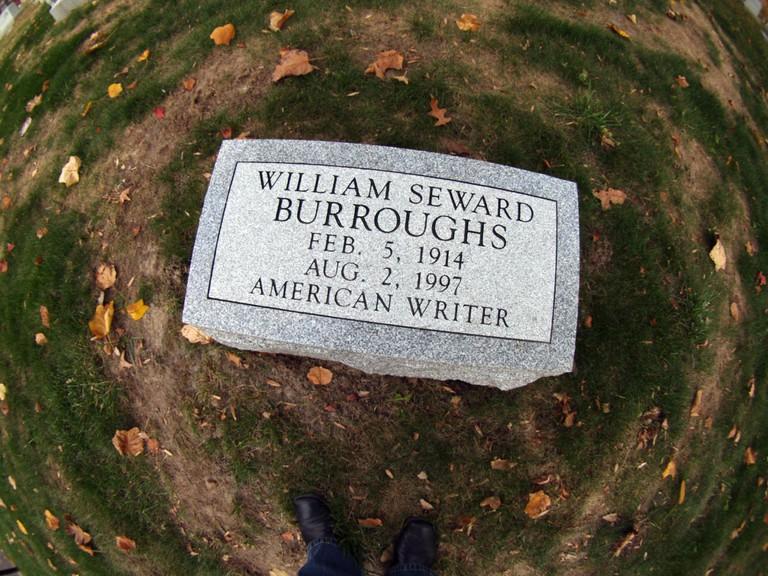 William S. Burroughs' grave | © christina rutz/Flickr