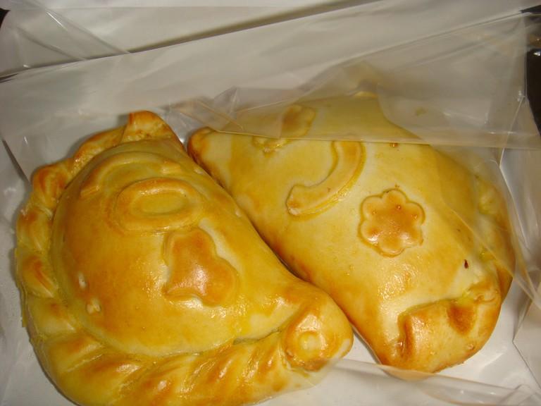Cheese empanadas |© Claudia_midori/Flickr