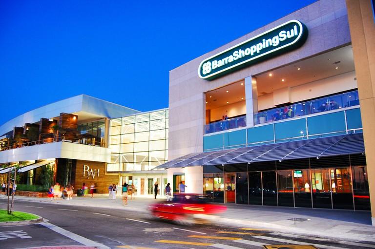 Barra Shopping |© Sadi Junior/Flickr