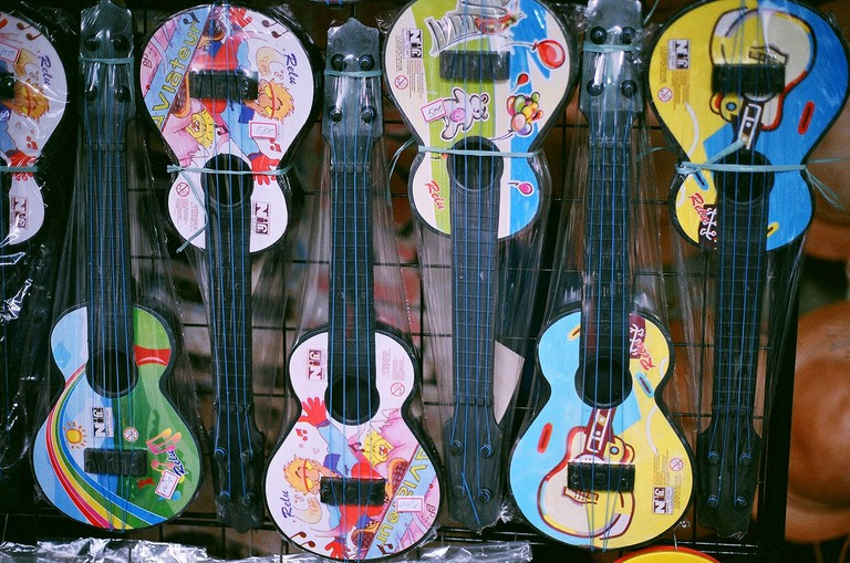 The products of Sao Cristovao's fair |© Eduardo Otubo/Flickr