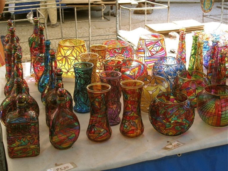 Hippie Market products in Ipanema |© Charlie Phillips/Flickr