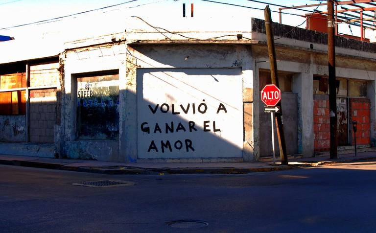 'Volvió a ganar el amor' | © laura betancourt/Flickr