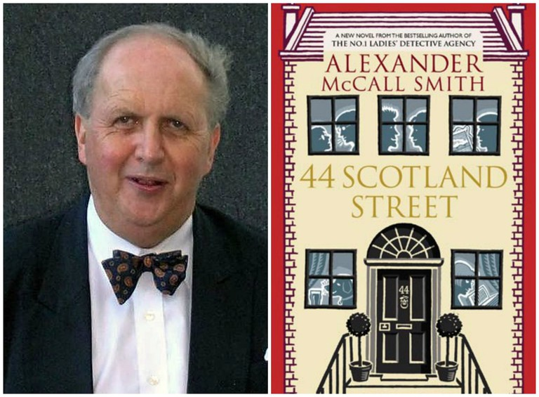 Alexander McCall Smith | © WikiCommons // © Abacus