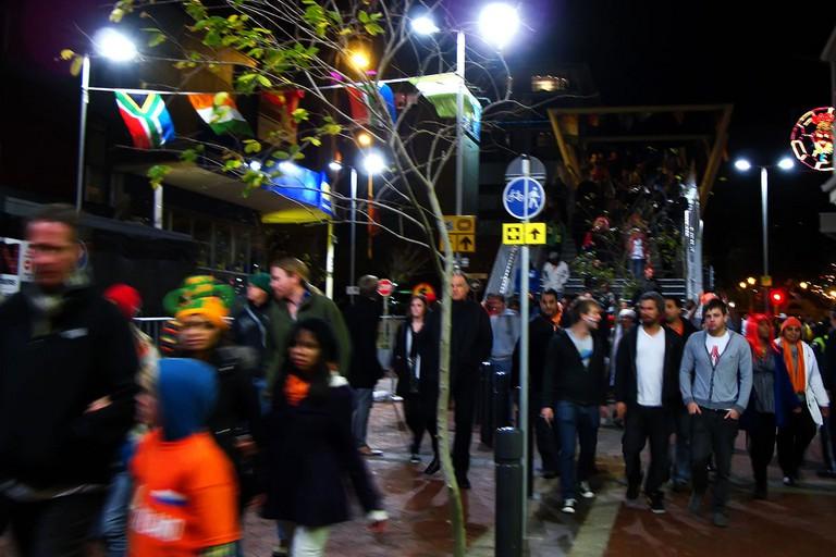 Cape Town Fan Walk