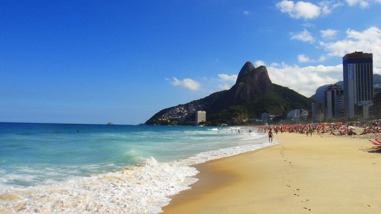 Ipanema, Rio de Janeiro |© Catarina Oberlander/Flickr