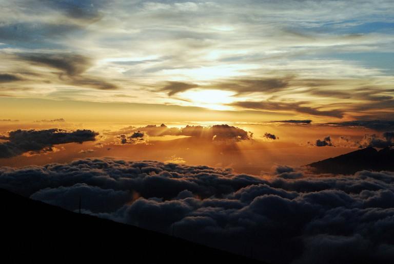 Mount Haleakala, Maui Hawaii | © The Good Reverend Flash/Flickr