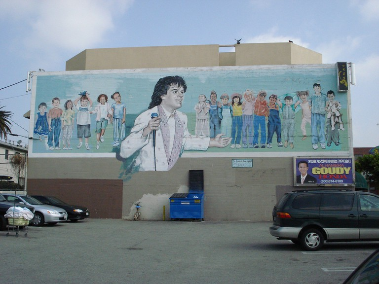 Mural of Juanga | © vladimix/Flickr