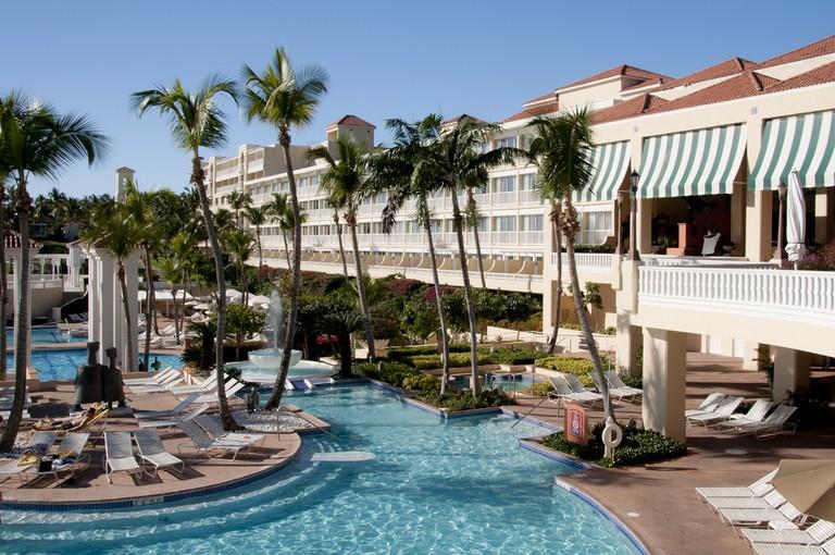 Main Pool at El Conquistador Resort