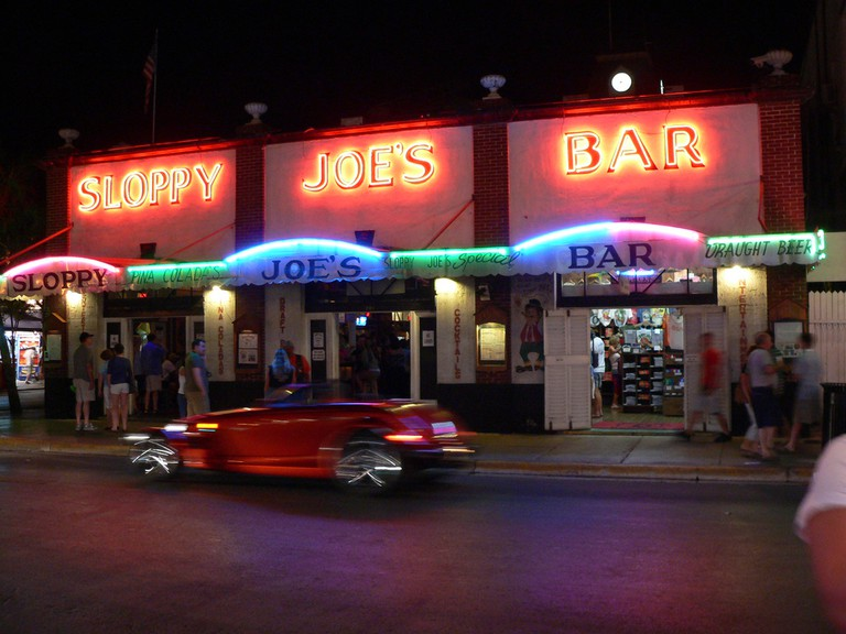 The sights and sounds of Key West's nightlife are part of the beauty that is the Florida Keys