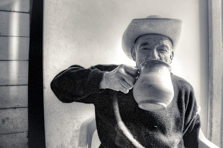 In the pulquería | © Carlos Adampol Galindo/Flickr