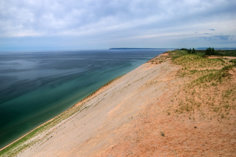 Sleeping Bear Dunes | © Jim D/Flickr