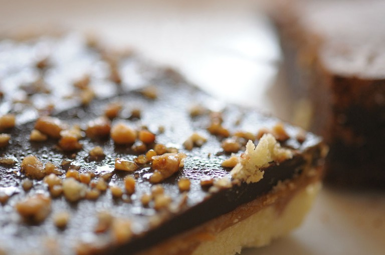 Millionaire's Shortbread | © Kathryn Cartwright/Flickr