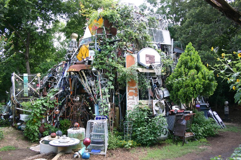 Cathedral of Junk © Chad Hanna/Flickr