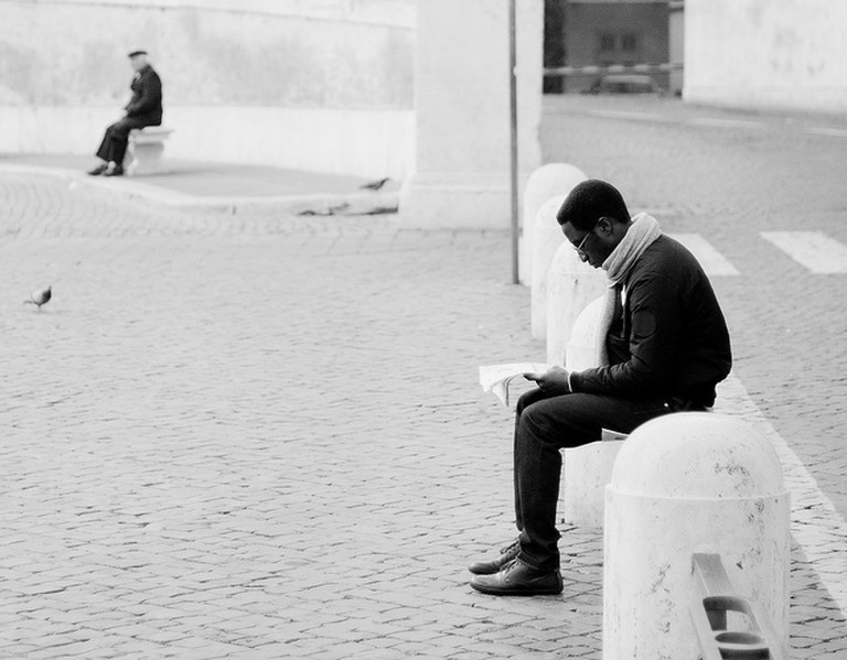 Reading in London|© Luca Biada / Flickr