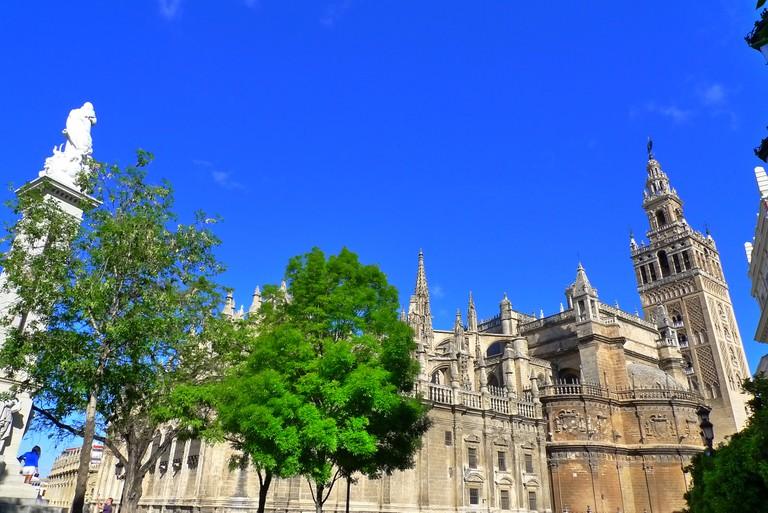La Giralda, Sevilla | ©NachoPintos