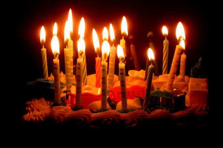A birthday cake | © Vik