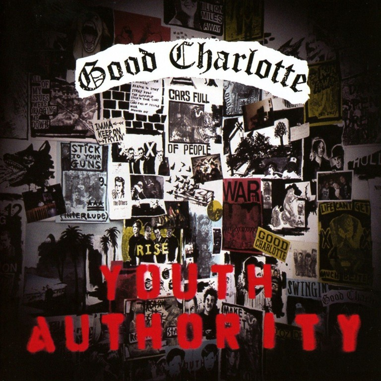 "Good Charlotte ""Youth Authority"""