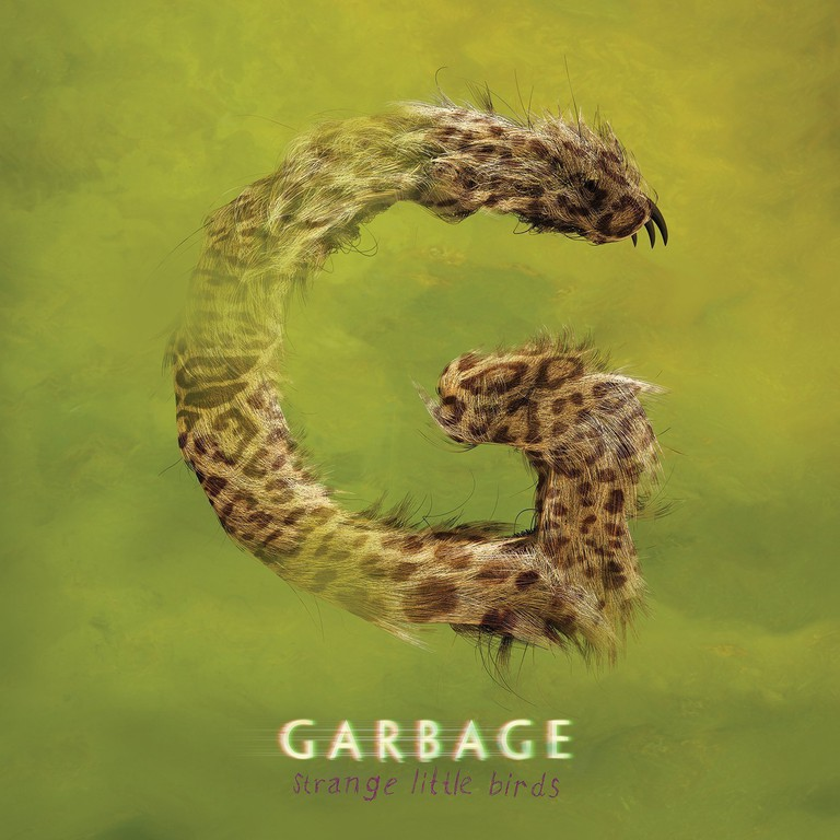 "Garbage ""Strange Little Birds"""